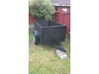 NICE TRAILER IDEAL FOR CAMPING OR GENERAL USE.