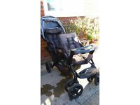 Graco Double Buggy - cheap for quick sale!