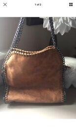 Stella McCartney style handbag