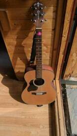 Crafter left hand acoustic guitar