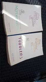 2 x books by Vicki lovine
