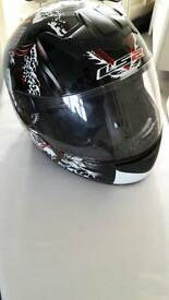 Ls2 rumble motorcycle helmet