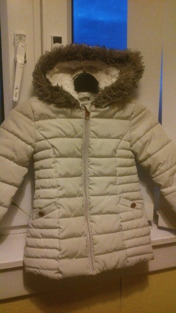 Nice and warm jacket for the girl