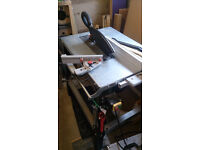 """metabo table saw """" PRICE REDUCED"""""""