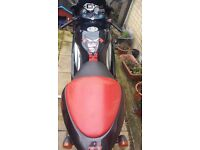 2003 aprilia rs 125 2 stroke quick sale needed open to sensible offers