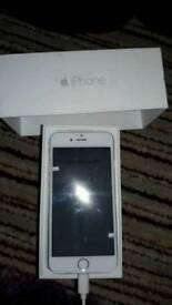 White I phone 6 16gb