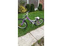 Girls bike ( Bycycle)