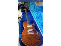 JJ Guitars QUilted Electra (Handmade in Derbyshire) TRADES