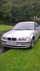 bmw 316i se long mot/ swap £595 ono