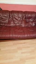 2 3 seater sofa