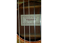 Cuenca 10 Classical Nylon Guitar and Hard Case