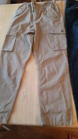 Boys Trousers size 9-10