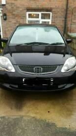 Honda Civic 1.7 CDTI 2004