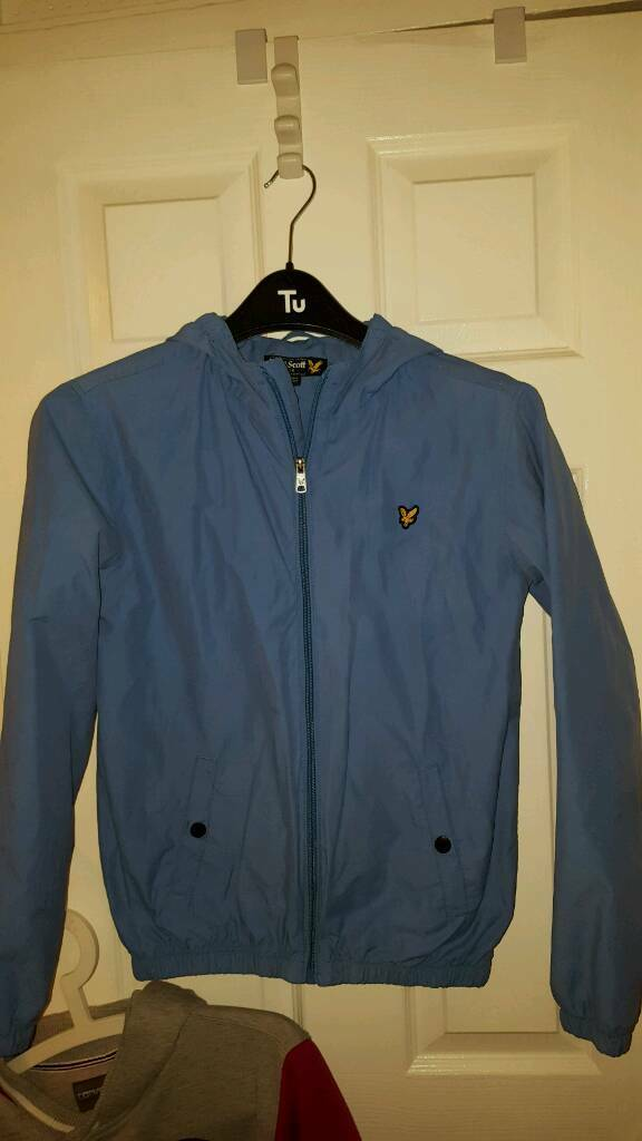 Boys lyle and scott jacket