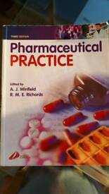 3rd edition of Pharmaceutical Practice
