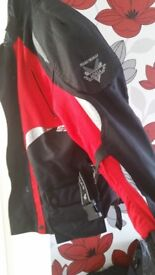 Frank thomas bike jackets