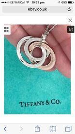 Tiffany Rubedo necklace