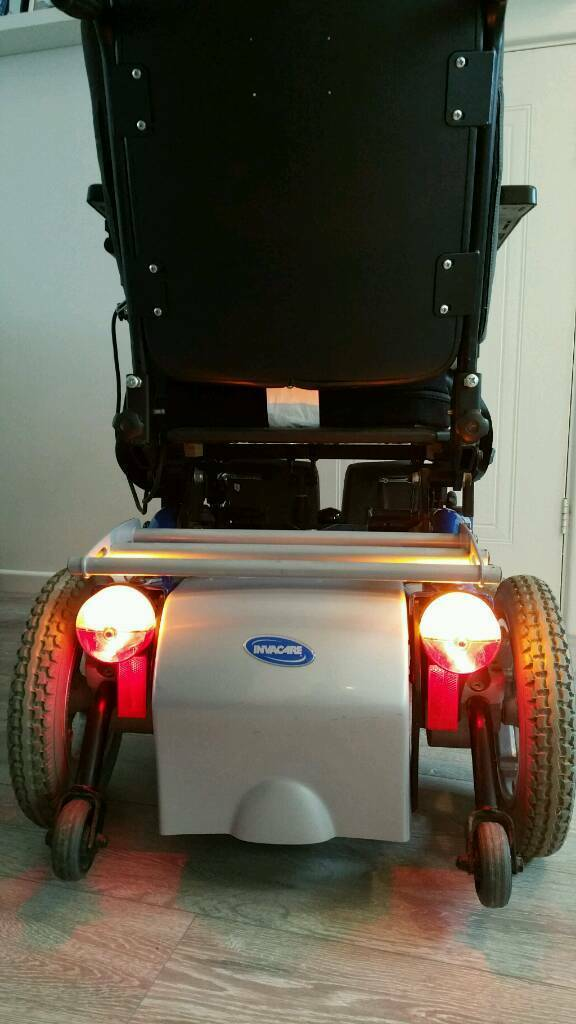 Invacare Topan. *** Free local delivery *** Electric wheelchair. Powerchair. Mobility aid.