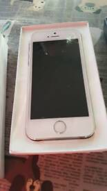 Apple iphone 5s 16gb unlocked and new