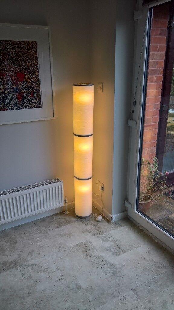Floor Standard Lamp Ikea Vidja In Lytchett Matravers Dorset Gumtree