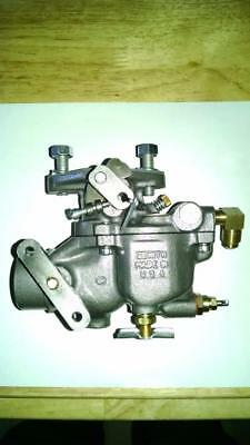 Case Tractor Model R Rc Ro Zenith 10136 Carburetor To Replace The Early Carb