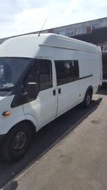 Ford transit jumbo xlwb £1500