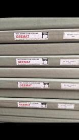 Martial Art mats up to 90 GEEMAT mats for sale £50-75each