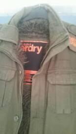 Super dry winter jacket 14-16