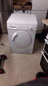 **BOSCH TUMBLE DRYER**CONDENSER**VERY GOOD CONDITION**COLLECTION\DELIVERY**NO OFFERS**