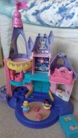 Disney musical castle
