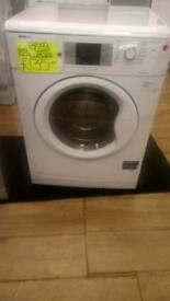 BEKO WHITE 8KG LOAD 1400SPIN WASHING MACHINE
