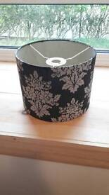 Vintage classic pattern lamp shade