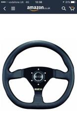 Sparco 015TRGL1TUV L360 ring sports steering wheel