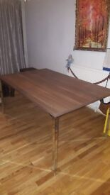 Fine wood dining table for £50 only