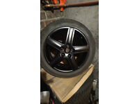 I have to sell alloy wheels R17 5x112