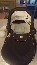 Vib pram 3 in 1 with change bag