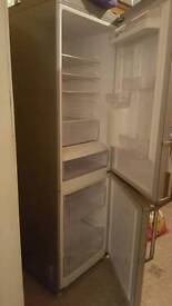Free Silver Fridge freezer