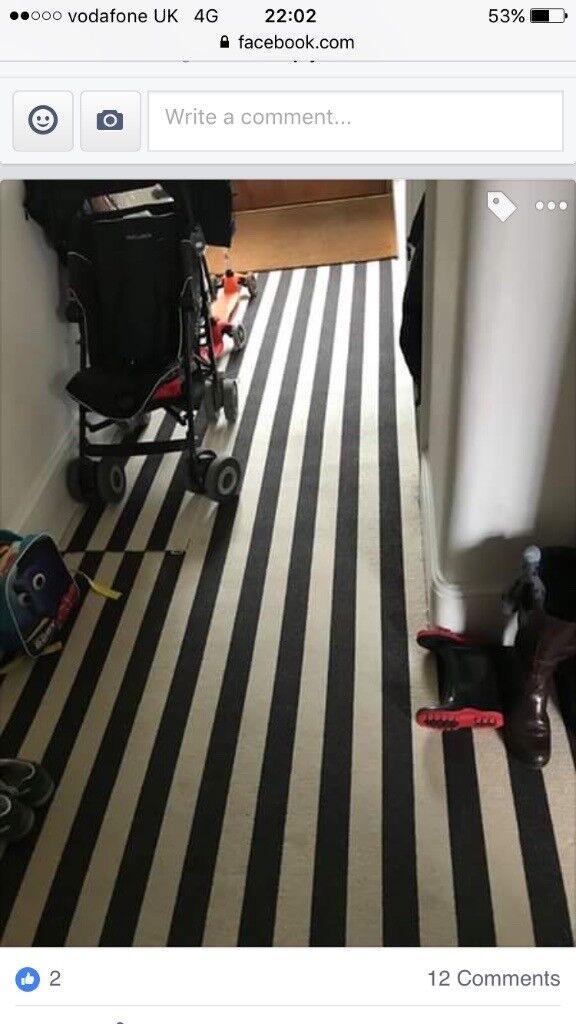 Alternative flooring carpet - 24 square meter