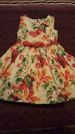 Beautiful girls dress age 3 years