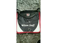Wilson staff suit bag .