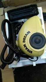Steam dream pressure washer