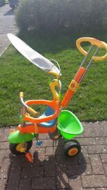 Smart Trike push peddler