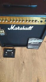 Marshall 50 watt amp