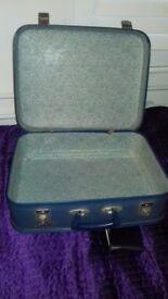 1950s suitcase