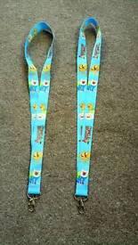 Adventure Time Lanyards x 2