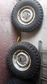 Defender Wheels