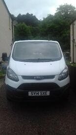Ford Transit SWB Custom 2.2