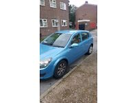 Vauxhall Astra 1.6 Petrol, Automatic