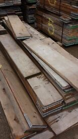 wanted used scaffold boards for allotment use