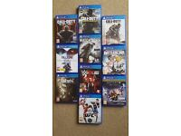 PS4 Game Bundle 10 Top Games Like New Sell or Swap